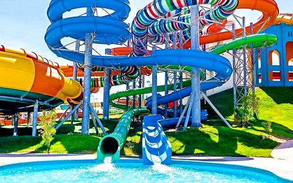 Hotel Jaz Makadi Oasis Resort & Club, Hurghada, letecky, all inclusive3