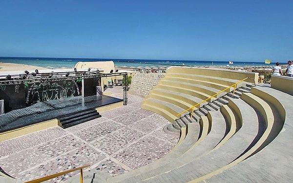 Hotel Three Corners Fayrouz Plaza Beach Resort, Marsa Alam, letecky, all inclusive4