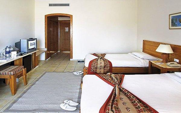 Hotel Three Corners Fayrouz Plaza Beach Resort, Marsa Alam, letecky, all inclusive5