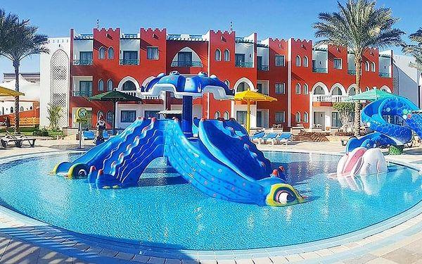 Hotel Sunrise Garden Beach Resort & Spa, Hurghada, letecky, ultra all inclusive4