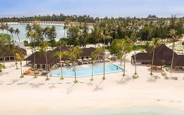 Hotel Sun Siyam Olhuveli, Maledivy, letecky, plná penze3