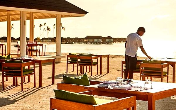 Hotel Sun Siyam Olhuveli, Maledivy, letecky, plná penze4