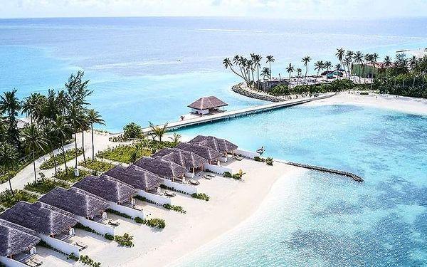 Hotel Sun Siyam Olhuveli, Maledivy, letecky, plná penze5