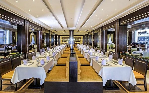Hotel Sunrise Crystal Bay Resort, Hurghada, letecky, ultra all inclusive5
