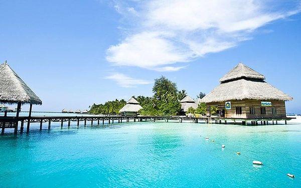 Hotel Adaaran Club Rannalhi, Maledivy, letecky, all inclusive5
