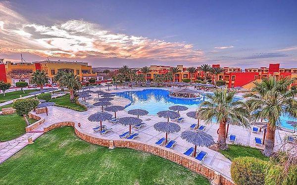 Hotel Magic Tulip Resort & Aquapark, Marsa Alam, letecky, all inclusive4