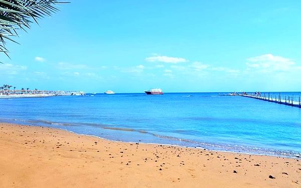 Hotel Albatros Palace Resort, Hurghada, letecky, all inclusive4