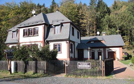 Národní park České Švýcarsko: Apartmany Chribska