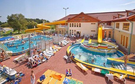 Zalakaros: Relaxace v Hunguest Hotelu Freya *** přímo propojeném s termály o rozloze 5 000 m² + polopenze