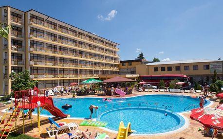 Bulharsko - Slunečné pobřeží na 11-12 dnů, polopenze