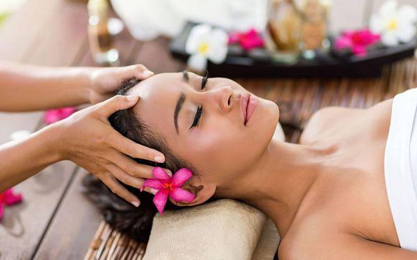 Hodinová havajská masáž Lomi-lomi