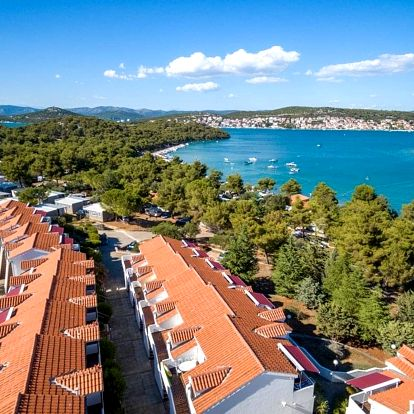 Chorvatsko - Murter na 4-15 dnů