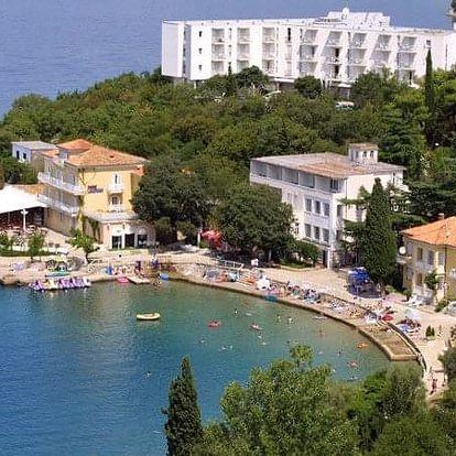 Chorvatsko - Krk na 8-15 dnů, polopenze