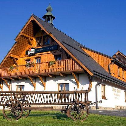 Plzeňsko: Hotel Rankl