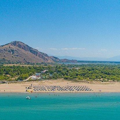 Řecko - Peloponés letecky na 8-15 dnů, all inclusive