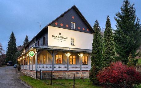 Lužické hory: MAXMILLIAN Pension & Restaurant