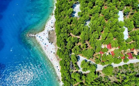 Chorvatsko - Baška Voda na 6-17 dnů