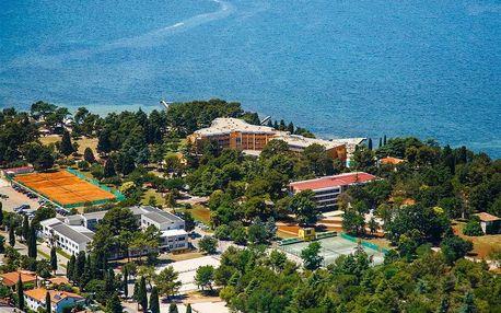 Chorvatsko - Umag na 4-15 dnů