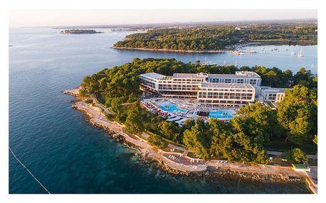 Chorvatsko - Poreč na 8-9 dnů, polopenze