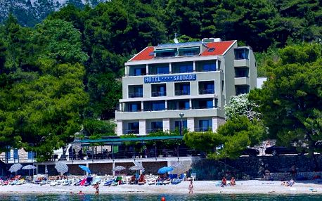 Chorvatsko - Gradac na 8-15 dnů, polopenze