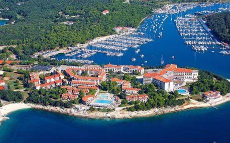 Chorvatsko - Pula na 4-15 dnů
