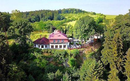 Český ráj: Restaurace a penzion Na krásné vyhlídce