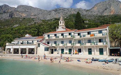 Chorvatsko - Gradac na 8-17 dnů