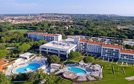 Chorvatsko - Medulin na 6-15 dnů, polopenze