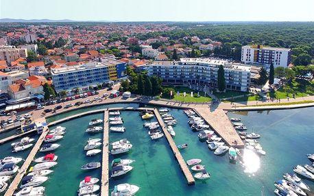 Chorvatsko - Biograd na Moru na 4-15 dnů, polopenze