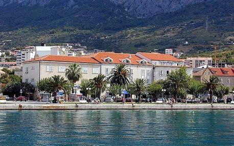 Chorvatsko - Makarska na 4-15 dnů