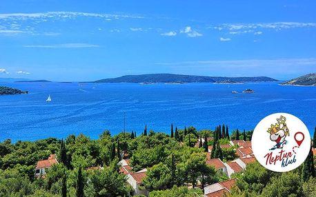 Chorvatsko - Trogir na 4-15 dnů