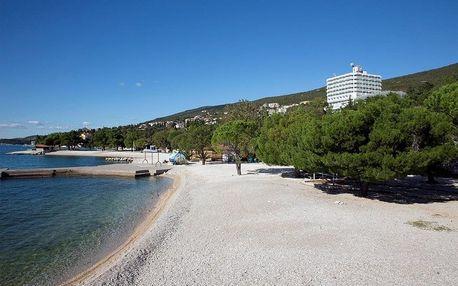 Chorvatsko - Crikvenica na 3-15 dnů, polopenze