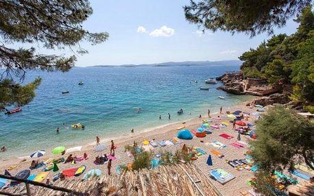 Chorvatsko - Orebić na 4-15 dnů, snídaně v ceně