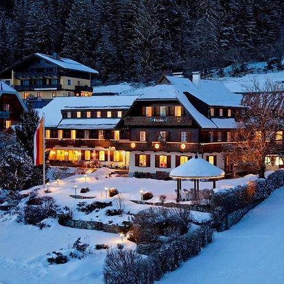 Rakouské Alpy: Seehotel Enzian