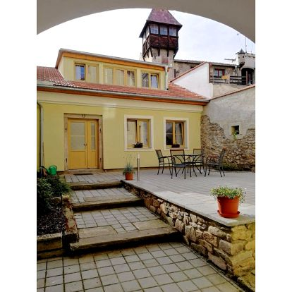 Jindřichův Hradec, Jihočeský kraj: Apartman U Hippolyta
