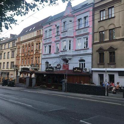 České středohoří: Apartmán v podkroví