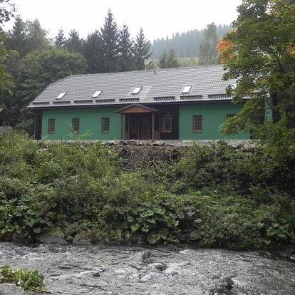 Jeseníky: Apartmány Liščí potok