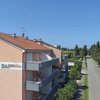 Chorvatsko, Umag: Villa Punta