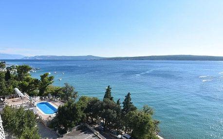 Chorvatsko - Crikvenica na 8-15 dnů, polopenze
