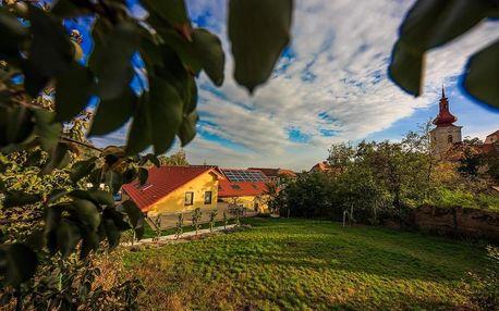 Jižní Morava: Slunečný Penzion - rodinný snídaňový penzion