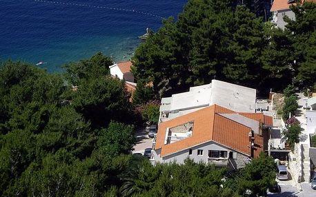 Chorvatsko - Brela na 7-15 dnů