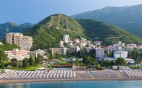 Černá Hora - Budvanská riviéra na 4-15 dnů, all inclusive