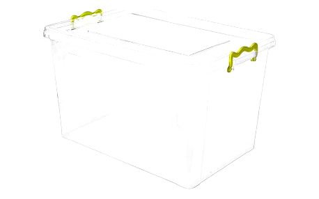 Aldo Plastový úložný box 15,5 l, bílá