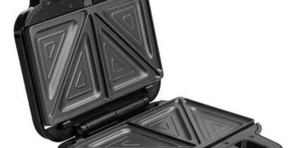 Concept SV3060 sendvičovač s výměnnými deskami3