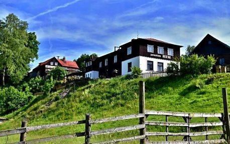 Lužické hory: Pension Helene
