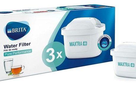 Brita MaxtraPlus 3 Pack PO filtrační patrony