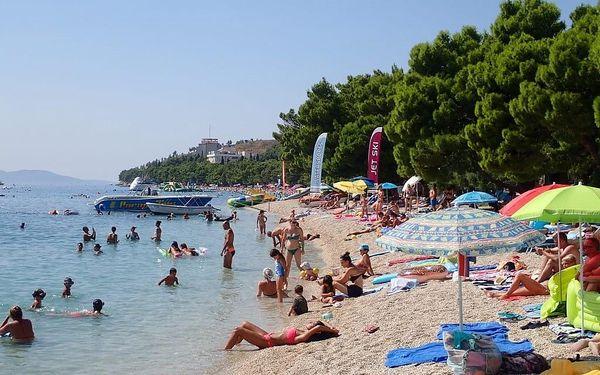 Hotel BLUESUN KAŠTELET, Chorvatsko, Střední Dalmácie, Tučepi, Střední Dalmácie, vlastní doprava, snídaně v ceně3