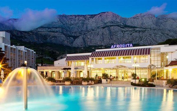 Hotel BLUESUN HOLIDAY VILLAGE AFRODITA, Chorvatsko, Střední Dalmácie, Tučepi, Střední Dalmácie, vlastní doprava, snídaně v ceně3