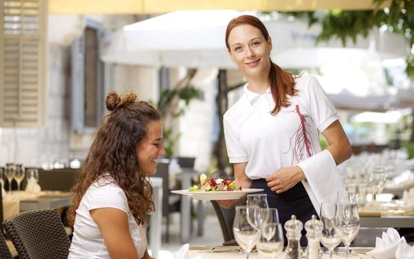 Hotel BLUESUN KAŠTELET, Chorvatsko, Střední Dalmácie, Tučepi, Střední Dalmácie, vlastní doprava, snídaně v ceně4