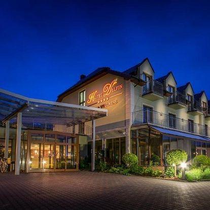 Polsko, Baltské moře: Hotel Delfin Spa&wellness